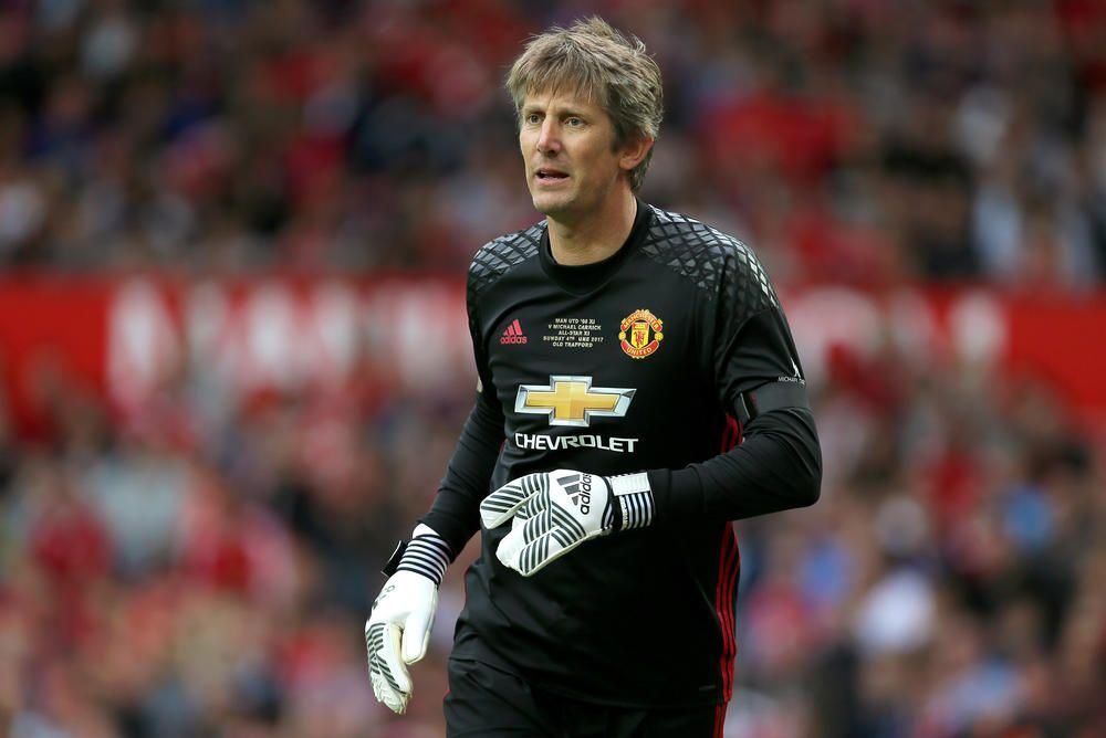 Manchester United's big characters have 'disappeared', says Edwin van der Sar   FourFourTwo