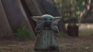 Disney Plus Baby Yoda The Mandalorian