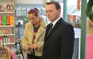 EastEnders - Tina Carter Billy Mitchell