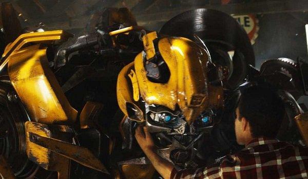 Bumblebee Sam Witwicky Transformers