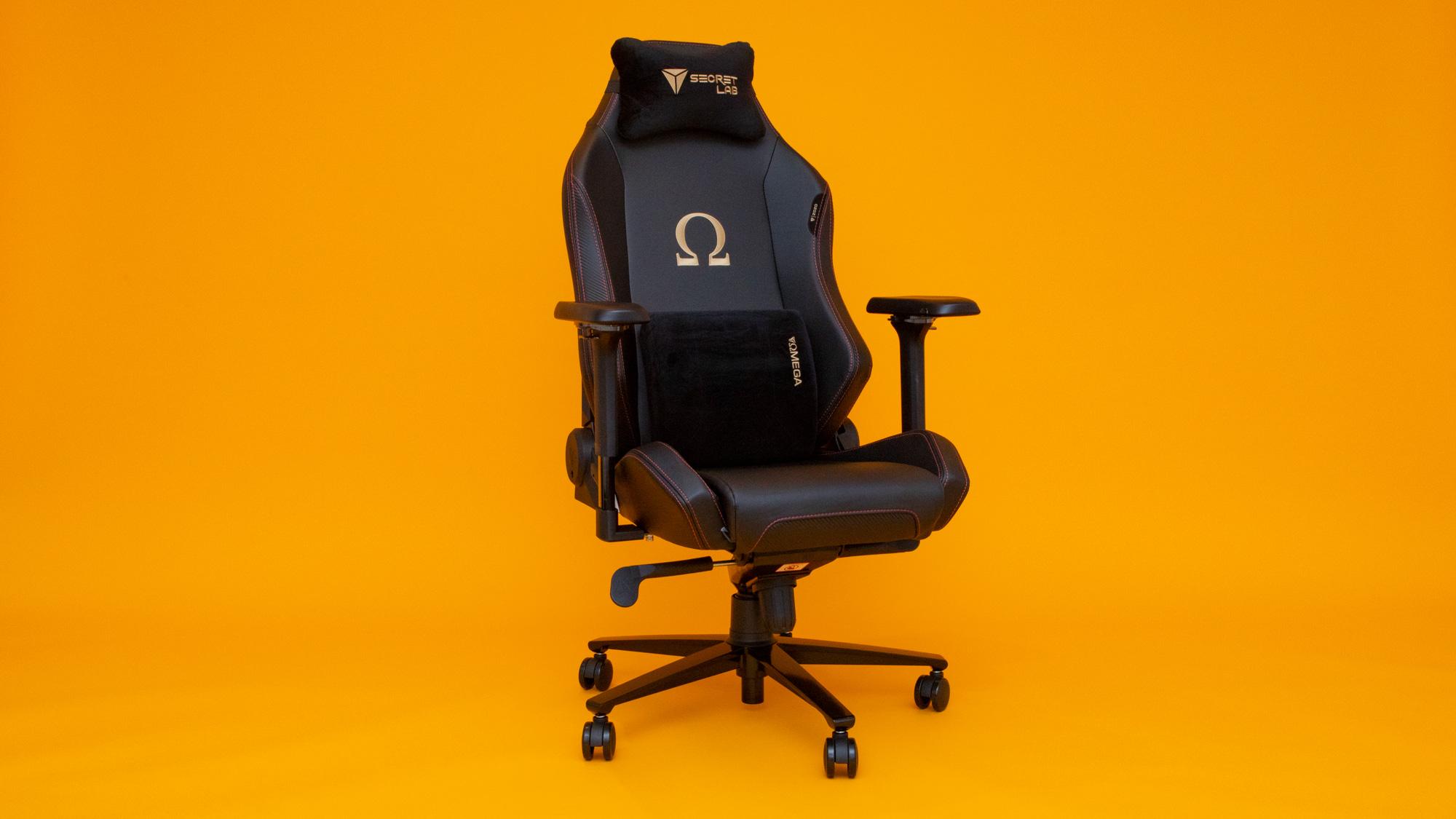 SecretLab Omega 2020