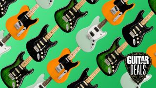 Save up to 20% on a Player Stratocaster, Squier Teles and Jazzmasters at Guitar Center with these Prime Day-beating deals