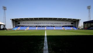 Oldham Athletic v Mansfield Town – Sky Bet League Two – Boundary Park