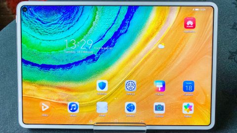 China's Huawei debuts latest version of folding phone