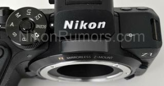 "Nikon Z1 rumors grow with new ""leaked"" image"