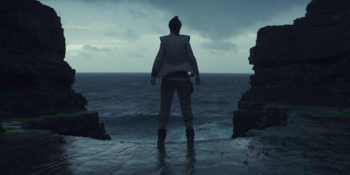 Daisy Ridley - Star Wars: The Last Jedi