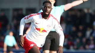 Jean-Kevin Augustin RB Leipzig Everton Leicester City