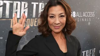 "Michelle Yeoh came back with a vengeance in the latter half of ""Discovery"" Season 1, and now she'll have her own spin-off series."