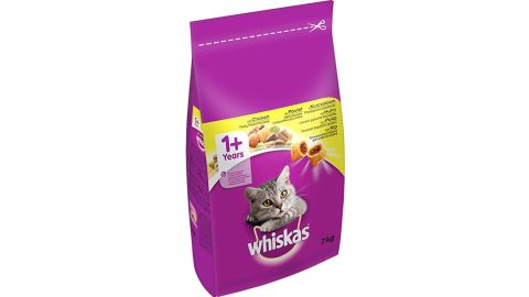 Whiskas 1+ dry cat food