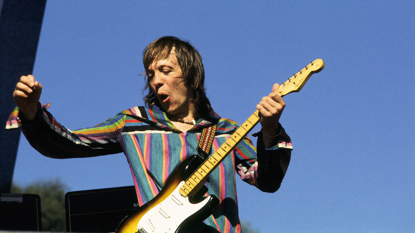 5 guitar tricks you can learn from Robin Trower | MusicRadar