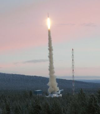Brazilian Rocket Launches Microgravity Experiment