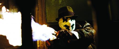 Watchmen - Jackie Earle Haley as Walter Kovacs, aka Rorschach