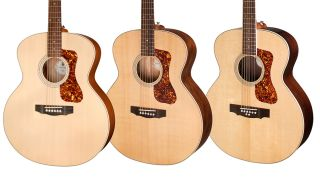 Guild 2021 acoustic guitars