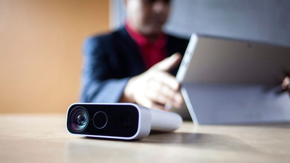 Microsoft Azure Kinect could power the next generation of VR   TechRadar