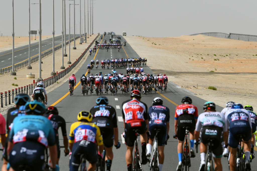 UAE Tour stage 1