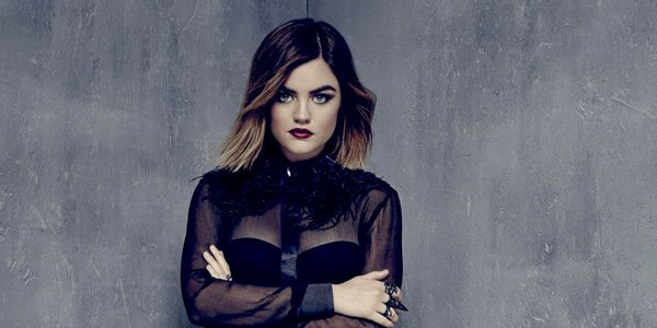 Pretty Little Liars Aria Montgomery Lucy Hale Freeform