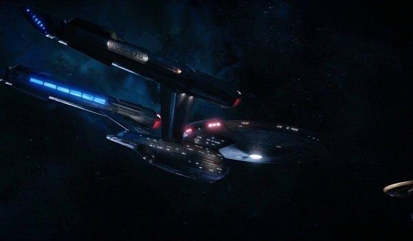 The Enterprise Star Trek: Discovery CBS All Access