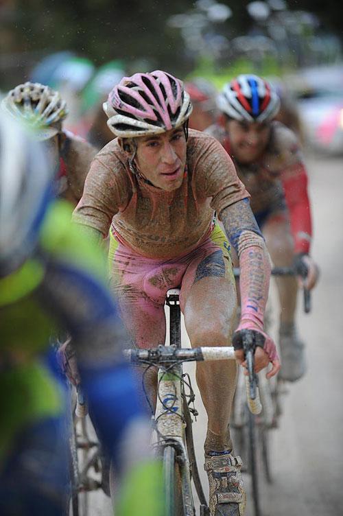 Vincenzo Nibali, Giro d'Italia 2010, stage 7