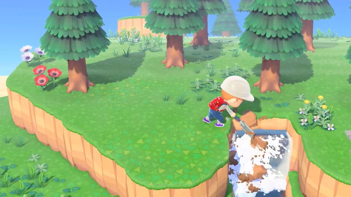 This clip from Animal Crossing: New Horizons is the first in a new week-long series
