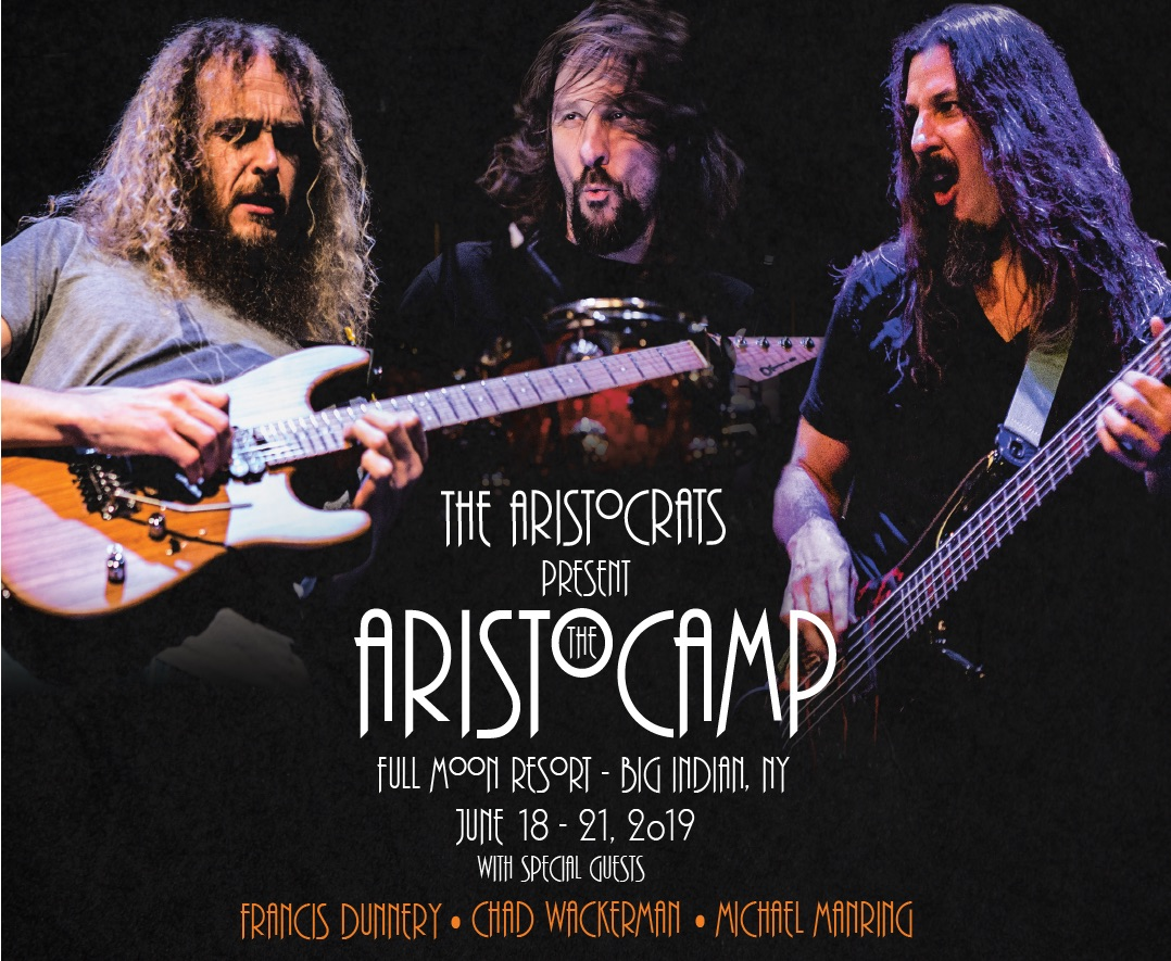 "The Aristocrats Announce First Ever ""Aristocamp"" 