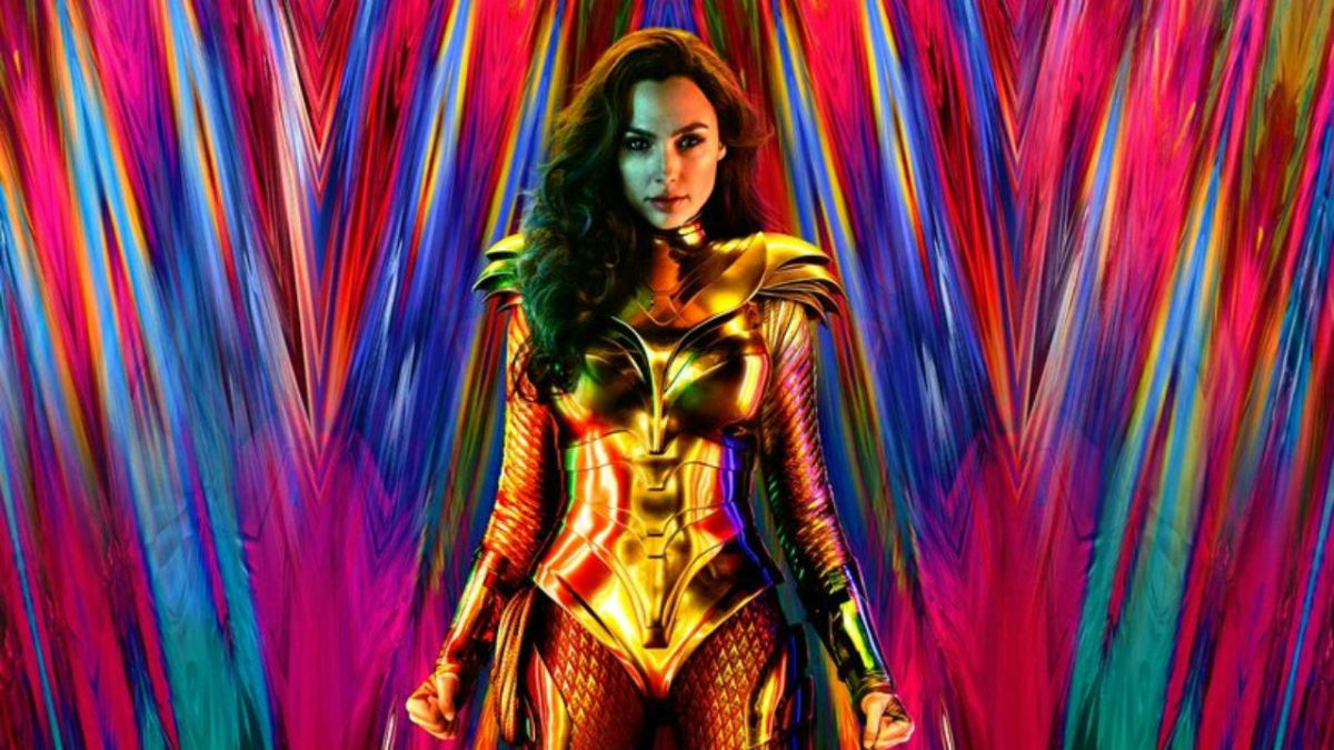 Wonder Woman 1984: new trailer, first look at Cheetah, Diana's golden suit,  and more | GamesRadar+