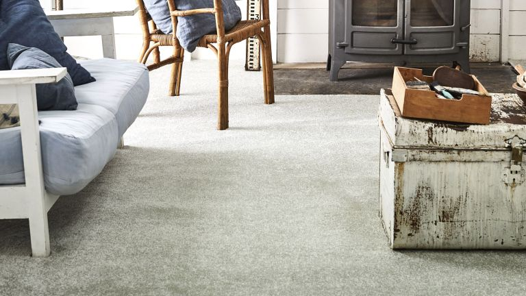 Living room carpet by Carpetright