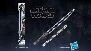 Star Wars Mandalorian Darksaber