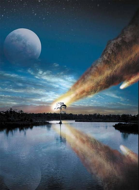 Crash! 10 Biggest Impact Craters on Earth