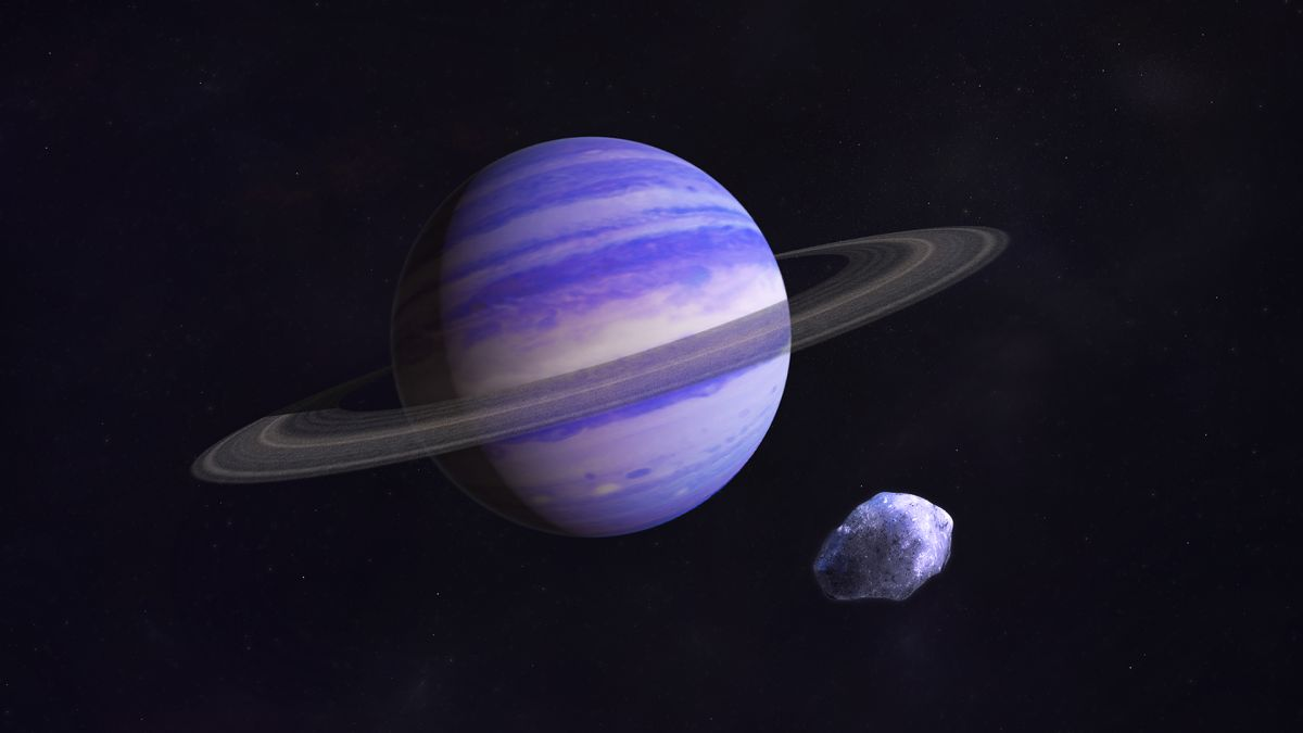 'Superpuff' alien worlds could be ringed giant planets just like Saturn