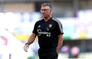 Watford head coach Nigel Pearson is aiming for back to back Premier League wins.