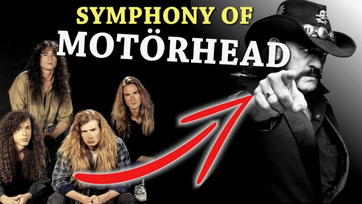 This Motorhead-ized version of Megadeth's Symphony of Destruction will make you miss Lemmy even more