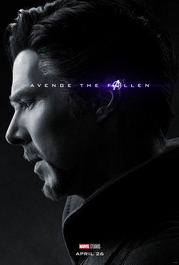 Doctor Strange in Avengers: Endgame 2019