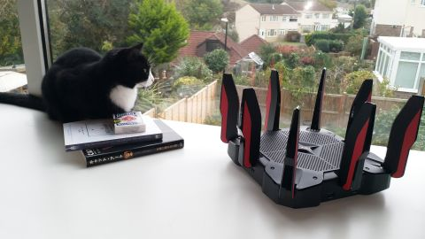 TP-Link Archer C5400X review | TechRadar