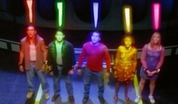 Power Rangers Zeo Quest
