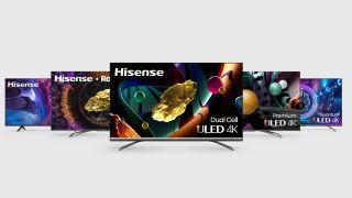 Hisense 2021 TV lineup