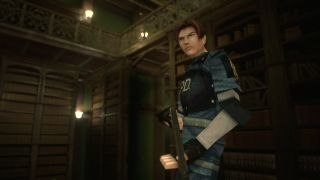 Resident Evil 2 Remake S Free 98 Costumes Are Now Available Pc Gamer