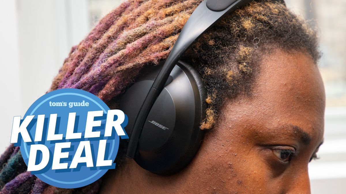 Killer Bose 700 deal takes $100 off our favorite noise cancelling headphones - Tom's Guide