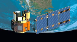 NASA's Earth Observing 1 (EO-1) satellite was part of NASA's New Millennium Program. The satellite was decommissioned in 2017, but will remain in orbit until the 2050s.