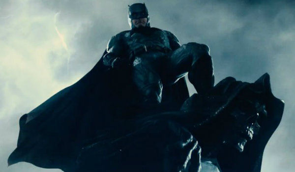 Justice League Batman Gargoyle