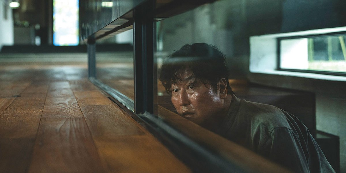 Song Kang Ho in Parasite