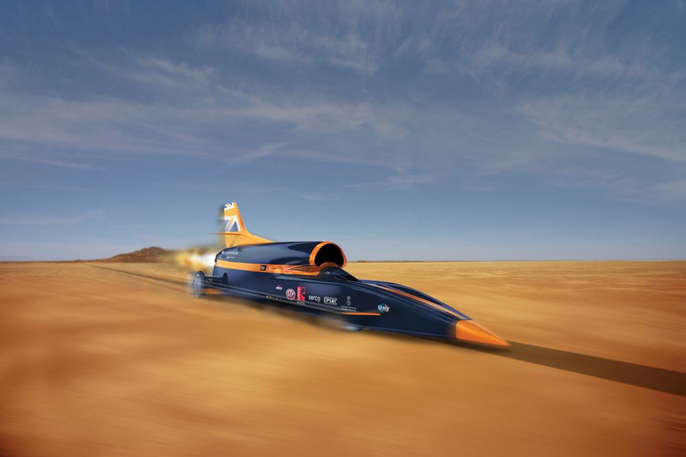 What S The World S Fastest Car Live Science