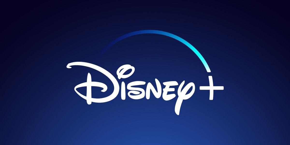 The Disney+ logo.