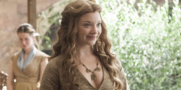 margaery tyrell smiling game of thrones