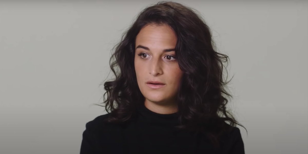 Jenny Slate in a Vanity Fair interview