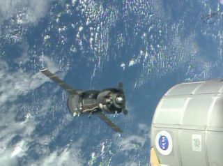 Soyuz TMA-09M Moves House on ISS