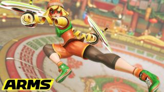Arms Min Min Super Smash Bros. Ultimate