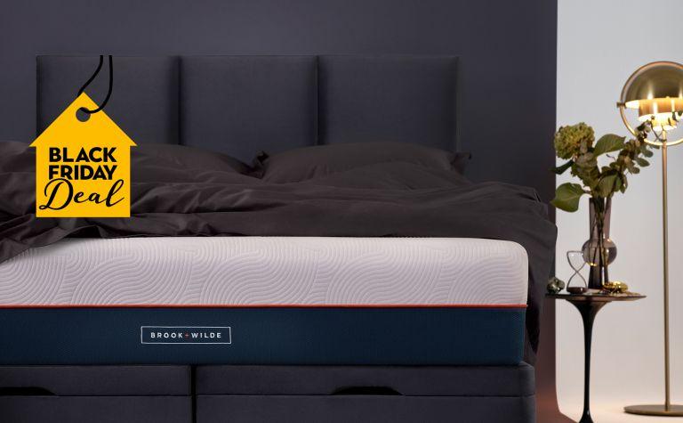 Brook + Wilde mattress discount for Black Friday