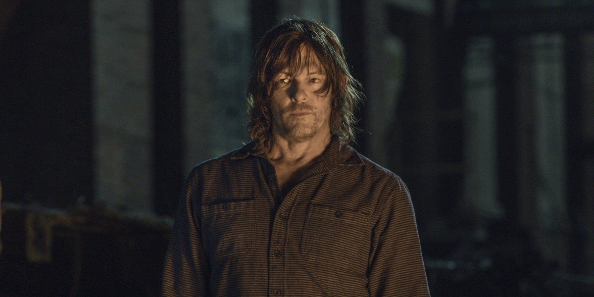How The Walking Dead's Daryl And Leah Story Was Originally Meant To Play Out
