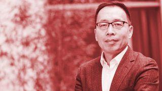 Victor Zhang, Huawei's vice-president.
