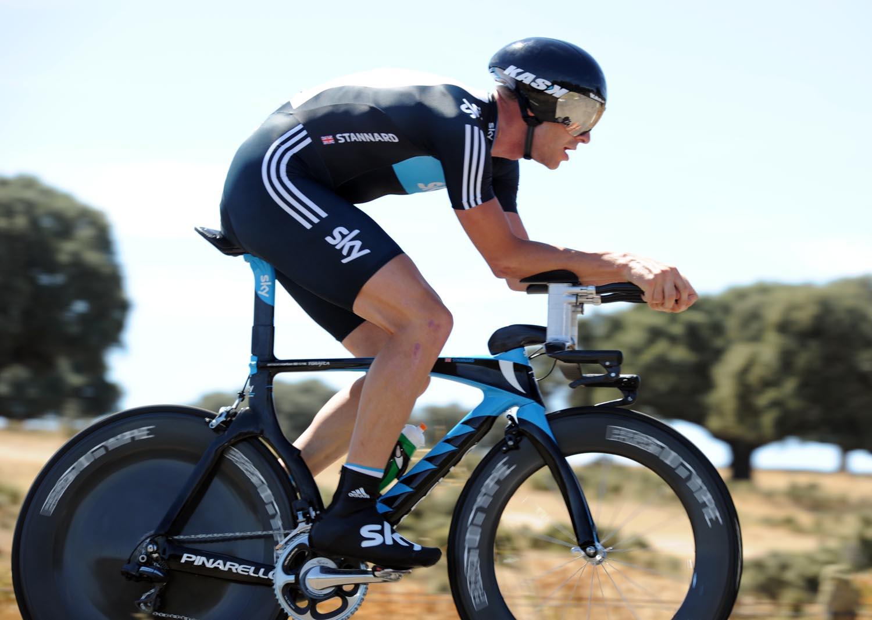 Ian Stannard, Vuelta a Espana 2011, stage 10 ITT